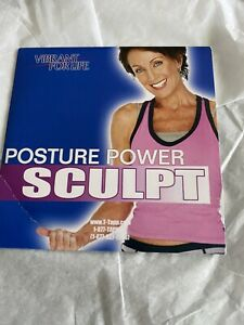 T Tapp Posture Power Sculpt DVD