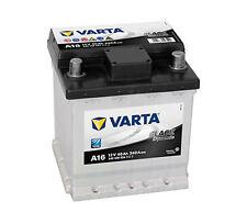 VARTA Starterbatterie 40Ah BLACK dynamic 5404060343122 zzgl. 7,50€ Batteriepfand