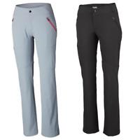 COLUMBIA Passo Alto de Marché Randonnée SoftShell Pantalon pour Femme Nouveau