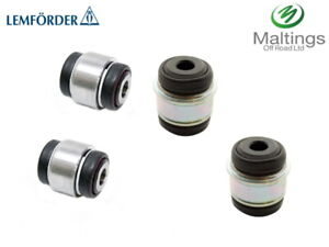 RANGE ROVER L322 REAR HUB BUSHES L322 REAR ROSE JOINT HUB BUSHES L322 02-12 X4
