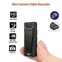 HD 1080P A7 Mini Camera IR Night Vision Action Body Worn Camera Voice Recorder