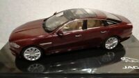 Dealer Edition, Model Car, Jaguar XJ - Maroon, 1:43 SCALE