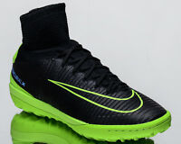 Nike MercurialX Proximo II TF 2 men soccer shoes football NEW black 831977-034
