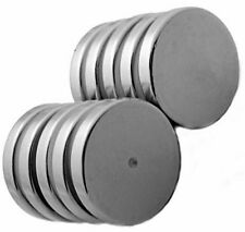 "3/4""x 1/8"" Disc - North Pole Marked - Neodymium Rare Earth Magnet"