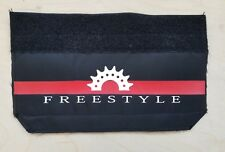 FREESTYLE chain STAY GUARD Protector canvas made In USA mountain BMX