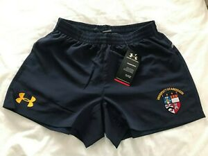 Under Armour Womens University of Aberdeen  Shorts -Pockets BNWT. -Clearence