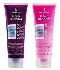 Lee Stafford Bleach Blonde Shampoo 250ml & Conditioner 250ml Duo