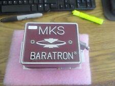 MKS Baratron  Model: 690A01TRC Heated High Accuracy Capacitance Manometer <