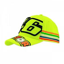 CAP HAT OFFICIAL MOTOGP 2018 VALENTINO ROSSI 46 SIZE U ADJUSTABLE