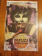 Yakuza Demon Killers 1 Cover A NM IDW Comics 2016
