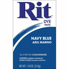 Rit Dye Powder by Spotlight - Navy Blue