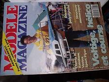 µµ Modele Magazine n°484 Plan encarté Backflying / Sport Flyer 40 Cherry II
