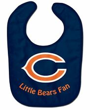 Chicago Bears All-Pro Baby Bib [NEW] NFL Infant Newborn Polyester Terrycloth