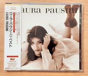 Laura Pausini Cd Edizione Japan