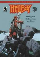 25 Jahre Hellboy: Sammlerausgabe Der Leichnam und die Eisenschuhe, Cross Cult