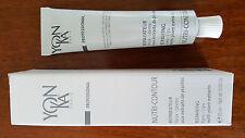 YONKA Paris Creme NUTRI CONTOUR Repairing EYES-LIPS Cream 0.83oz 25ml PRO size