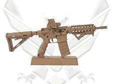 New GoatGuns Goat Miniature 1:3 Die Cast Toy Guns Mini Ar-15 Coyote Sg