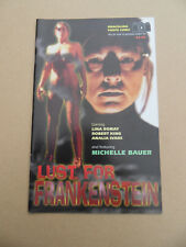 Draculina Photo Comic 3 . Lust For Frankenstein .Draculina Pub 1999 . VF - minus