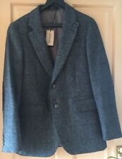 MEN'S JAEGER SPORTS JACKET 38R- BRITISH WOOL. NEW WITH TAGS