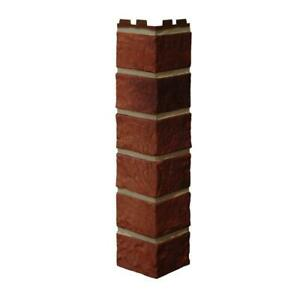 External Corner for use with our VOX Mock Lightweight Brick Cladding