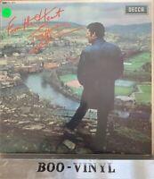 LP TOM JONES - FROM THE HEART (DECCA 1966) RARE ORIGINAL  VG Con