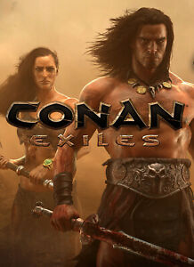 Conan Exiles Key - Steam PC Digital Code [Action Spiel] [Kein Verpack] [DE/EU]