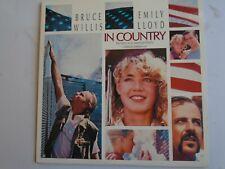 IN COUNTRY LASERDISC NTSC Bruce Willis