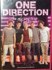 ONE DIRECTION  The only way is up (DVD 2012) Unauthorised Biography)