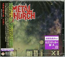 METAL CHURCH-XI-JAPAN CD BONUS TRACK F83