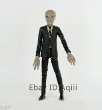 "5"" Doctor Who Action Figure Silent Closed Mouth New 102"