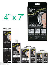 Colora 250 Highlight Strips 4 X 7  1-Pack of 250