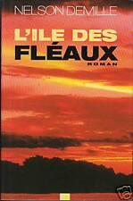 Livre l'ile des fléaux  Nelson Demille book