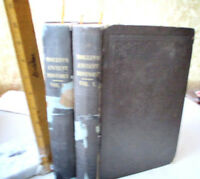 2Vols,THE ANCIENT HISTORY Of THE EGYPTIANS,1841,Charles Rollins,1st Ed