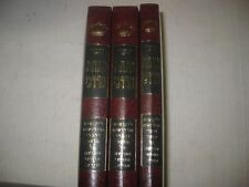 3 BOOK SET HEBREW Commentary on the Torah Minchat Mordecahi by RABBI NAKASH