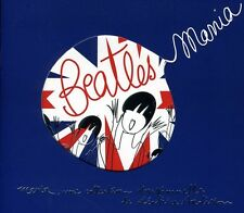 Beatlesmania - Beatrice Ardisson (2012, CD NEUF)2 DISC SET