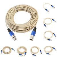 5PIN XLR Maschio a Femmina Audio Connettore Cavo per Microfono Mixer Supreme