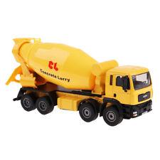 1:50 Simulation Diecast Agitating Lorry Car Model Cement Mixer Truck Child
