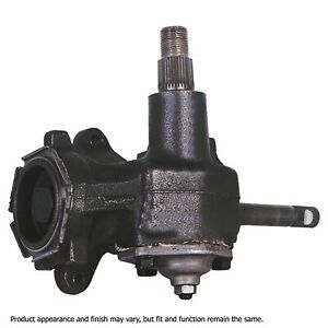Steering Gear Cardone 27-5001 Reman