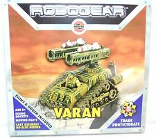"Airfix Robogear Trade Protectorate ""Varan"" Click Together Plastic Kit"