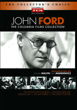 John Ford: Columbia Films Collection 5-Disc DVD -Two Rode Together/Gideon's Day+
