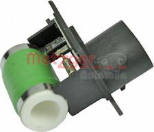 Vorwiderstand, Elektromotor-Kühlerlüfter für Kühlung METZGER 0917163