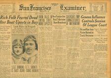 Gangster Jack Legs Diamond Shot Again First Real TV Broadcast April 27 1931 B14