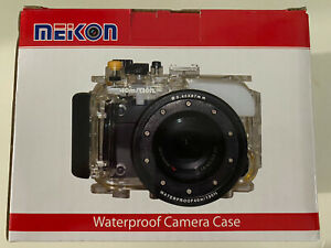 Underwater Waterproof Diving Camera Housing Hard Case for Canon S120 as WP-DC51