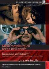 Dvd MIMI' METALLURGICO FERITO NELL'ONORE - (1972) .....NUOVO