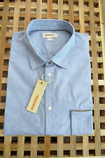 Diesel Men's Fitted Short Sleeve Casual Shirts & Tops