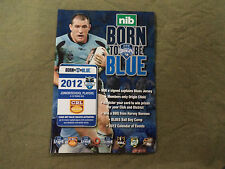 #D298. 2012 CRL COUNTRY RUGBY LEAGUE JUNIOR/SCHOOL PLAYERS CARD & ACTIVITY BOOK