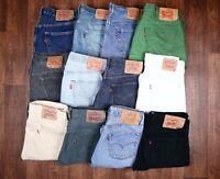 Vintage Levi Levis Jeans 501 GRADE A Unisex Size 34 35 36 38