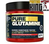 *SALE* BODY SCIENCE PURE GLUTAMINE 250G POWDER BSC optimum musashi EXP 5/21