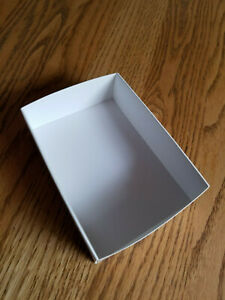"""FB-8 Fold up boxes 24 count White 5-1/8"""" X 3-3/4"""""""