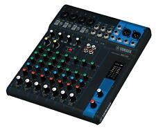 Yamaha mg 10 mesa de mezclas mezclador analógico 10-canal consola XLR salidas mono estéreo